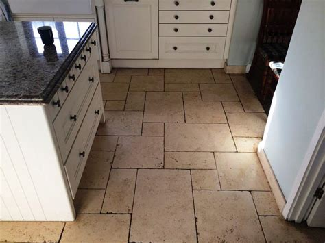cleaning limestone floors kitchen limestone kitchen floor refinished staines 5458
