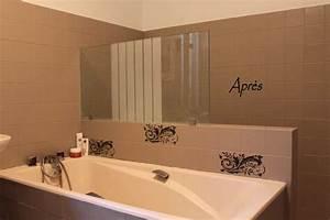 Carrelages Salle De Bain : faience salle de bain couleur ~ Melissatoandfro.com Idées de Décoration