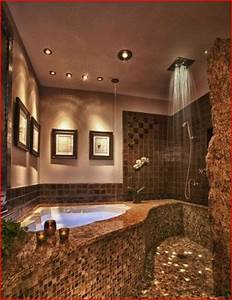 Dream Bathroom Designs, Luxurious Showers, Spa-like