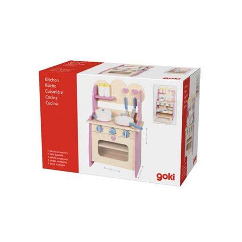 jouet bois cuisine cuisine en bois goki la fée du jouet