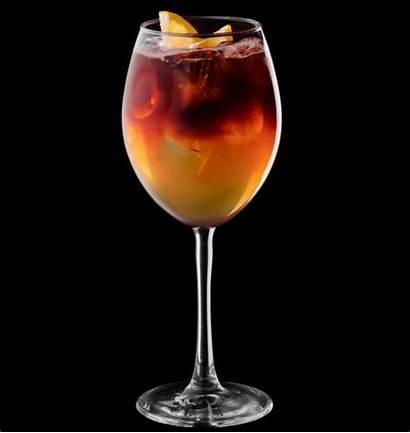 Americano Iba Cocktail Dei