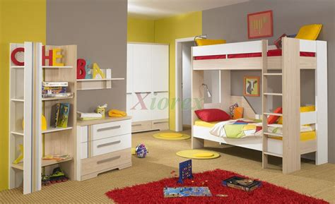 Gami Titouan Bunk Bed Sets For Boys