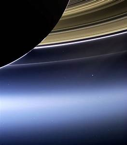Journey to the Edge of Time: CASSINI Mission: EARTH seen ...