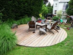 awesome amenagement de jardin avec des pierres photos With amenagement jardin avec pierres