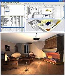 Escalier Sweet Home 3d : sweet home 3d 1 8 portable rus noname ~ Premium-room.com Idées de Décoration