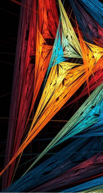 Abstract Iphone Wallpapers Pantalla Fondos Colorful Weekend