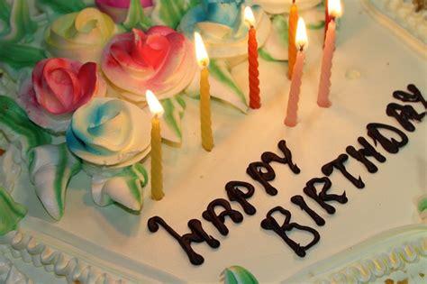 photo birthday cake candles sweet  image  pixabay