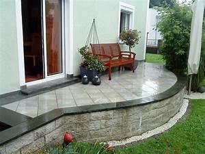 Terrassengestaltung Mit Holz Und Stein : terrasse renovieren mit stein und holz mein sch ner garten forum ~ Eleganceandgraceweddings.com Haus und Dekorationen