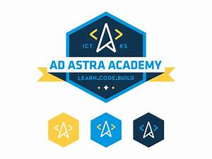 Ad Astra Academy Logo by Dominic Flask - Dribbble