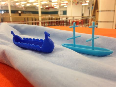 3d Printed Boat by 3d Printed Boats Kid Museum