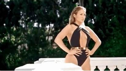 Lopez Jennifer Gifs Sexiest Bikini Thong Swimwear