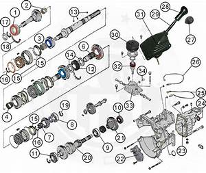 Diagrams For Suzuki    Transmission Parts
