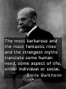 Emile Durkheim quote | Durkheim, Emile | Pinterest | Quotes