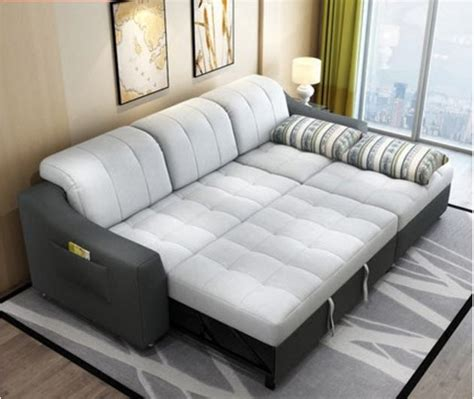 fabric sofa bed  storage living room furniture couch