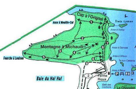 Carte Interactive Des Montagnes De by Carte Interactive De La Municipalit 233 Du Bic