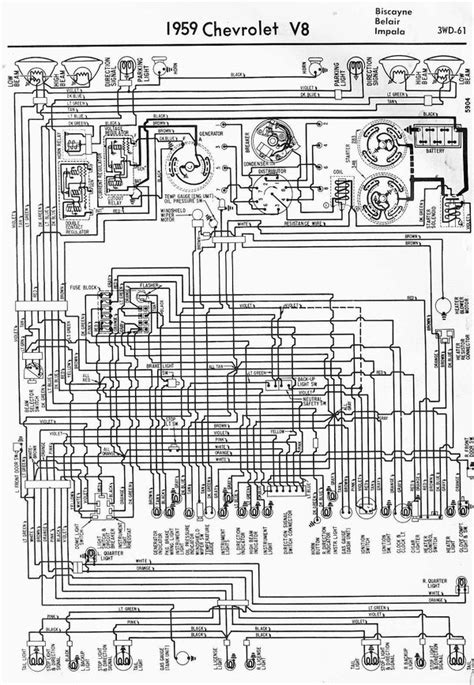 Classic Chevrolet Wiring Diagrams