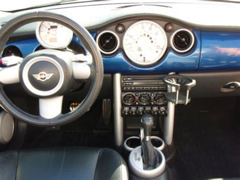 purchase   mini cooper  convertible automatic