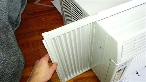 casement window portable air conditioner home plans design