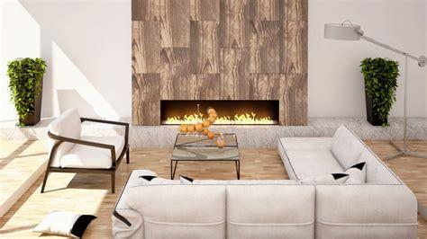 No Furniture Living Room  Interior Design Ideas