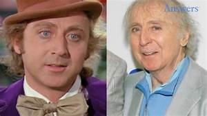 """The Cast Of """"Willy Wonka And The Chocolate Factory"""", Then ..."""