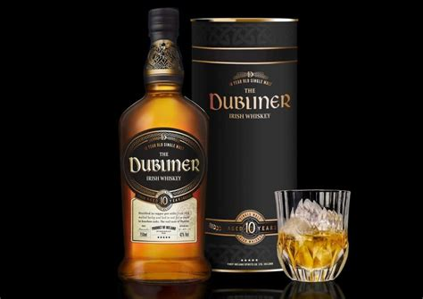 The Dubliner Irish Whiskey Launches Limited Edition 10 ...