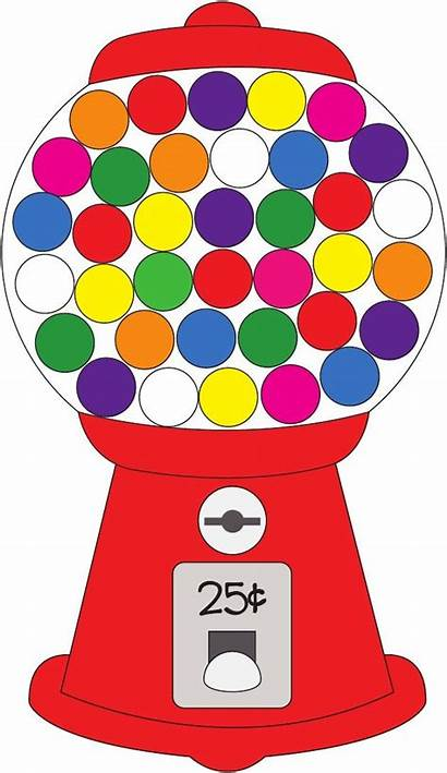 Gumball Clipart Machine Candy Machines Henderson Printable