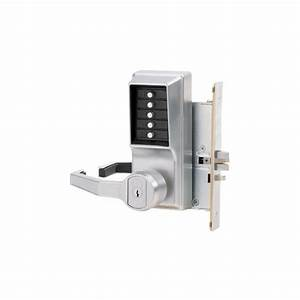 kaba simplex 8100 series mechanical keyless pushbutton With cipher door lock