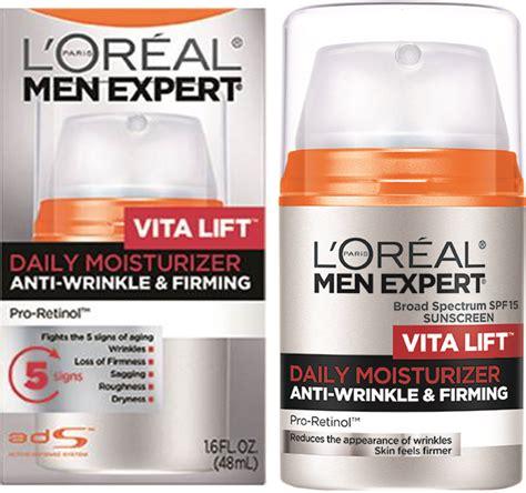 loreal anti wrinkle and firming cream