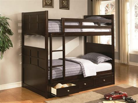Jasper Bunk Bedroom Set
