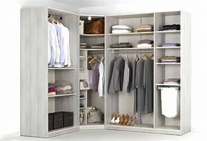 Chambre Dressing : chambre dressing a faire soi meme fabrication dun dressing ~ Voncanada.com Idées de Décoration