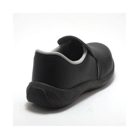 chaussures de cuisine homme chaussure de cuisine noir pour femme lisashoes