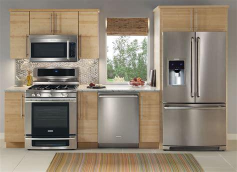 modern kitchen    smart appliances