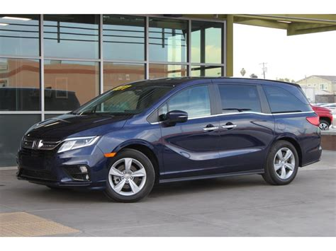 Fees and taxes are imposed by state and local governments and government agencies, such as the dmv, and they include the cost of registration, title fees, and state sales taxes. 2019 Honda Odyssey for sale in Tempe, AZ serving Mesa ...