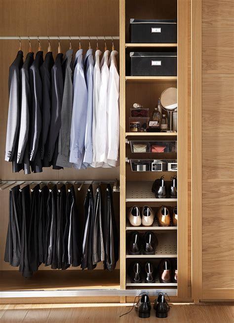 curso ideas  ordenar tu armario  vestidor ikea