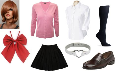 Blouse Sadayo yukari takeba costume diy guides for