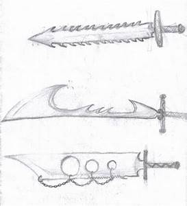 Three Really Cool Swords by Slava-Zone on DeviantArt