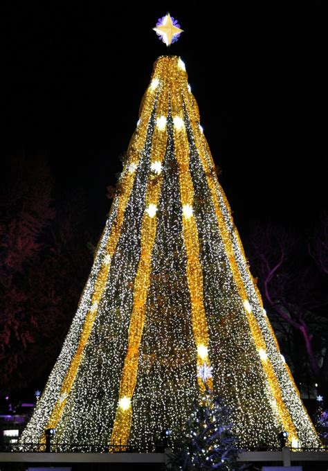 christmas tree lighting events near me the 11 most spectacular christmas trees from around the world