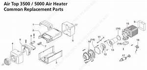 Mr Heater Parts Diagram