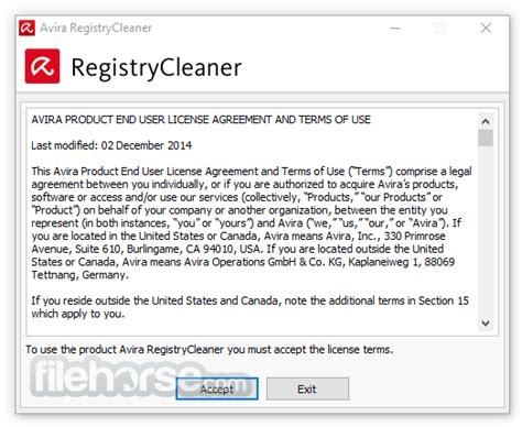 Avira free antivirus for windows. Download Avira Registry Cleaner App for Windows 10 Offline Installer Free