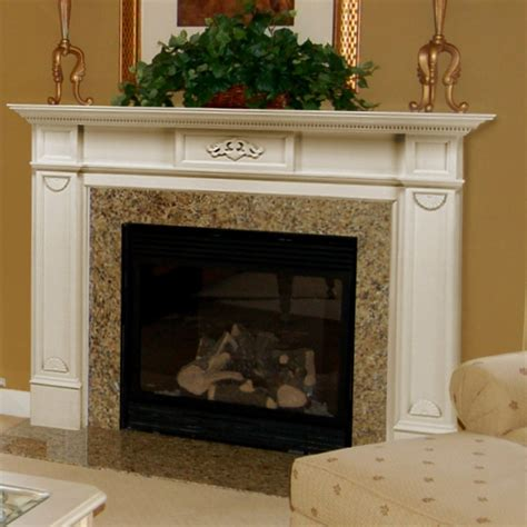 pictures of mantels fireplaceinsert com pearl mantels monticello fireplace mantel surround