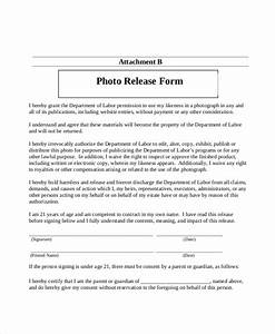 Work Release Forms Templates Free 10 Sample Contract Release Forms In Ms Word Pdf