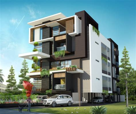 exterior house painting colors visualization architectural visualization india 3d power