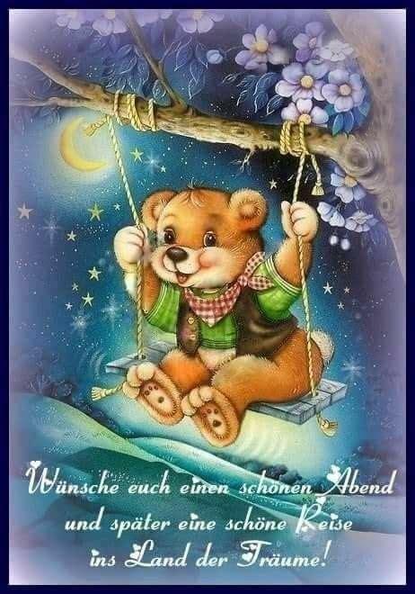 gute nacht gute nacht gute nacht zitate guten abend