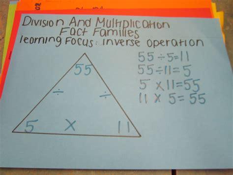 bureau inversé miss a 39 s class ideas teaching division inverse