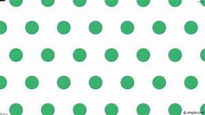 Wallpaper green polka dots hexagon white #ffffff #3cb371 ...