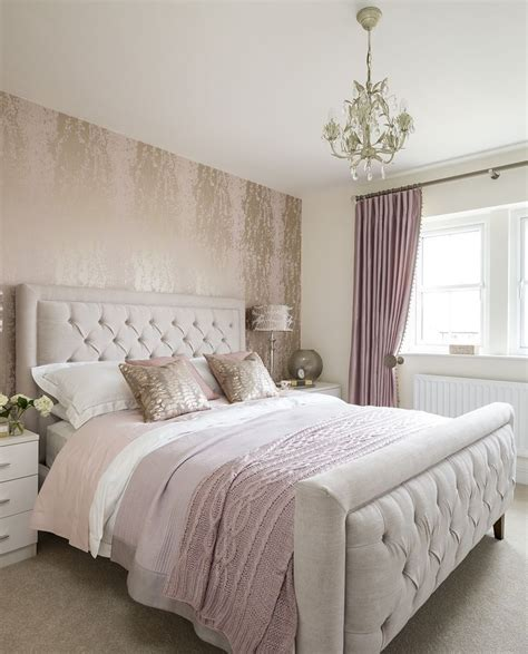 Image Result For White Cream And Dusty Pink Bedroom A