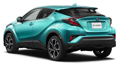Toyota Chr Europe by Toyota C Hr Specs For Japanese Market Released