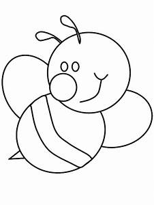 Printable Bumble Bee Template - ClipArt Best