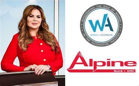 aiding women   dealership world  helping