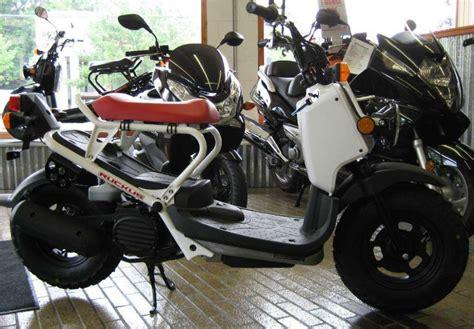 2013 Honda Ruckus (nps50) Scooter For Sale On 2040-motos
